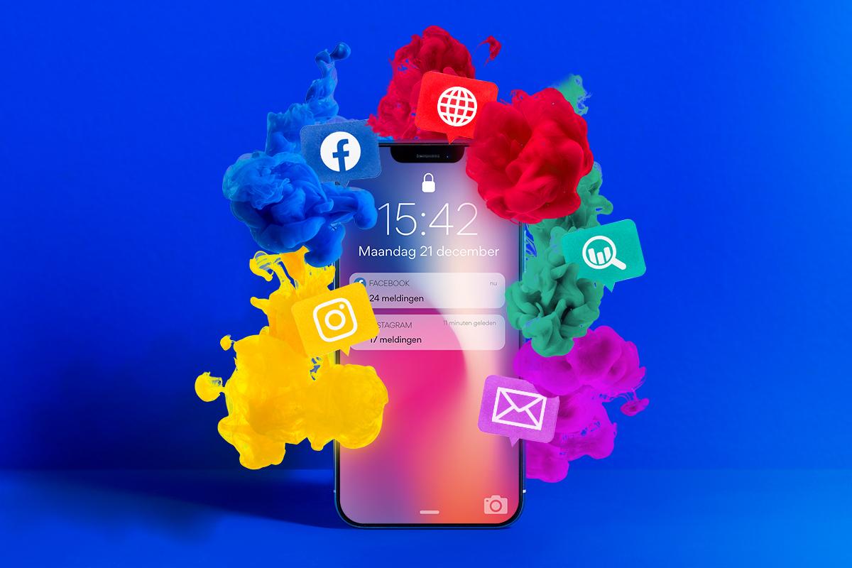 Diensten Social online 1200x800px